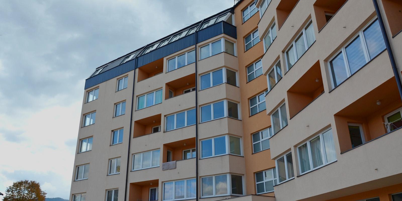 Majnex Zgrada Pale