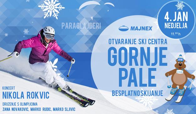 Otvaranje ski centra Ravna Planina